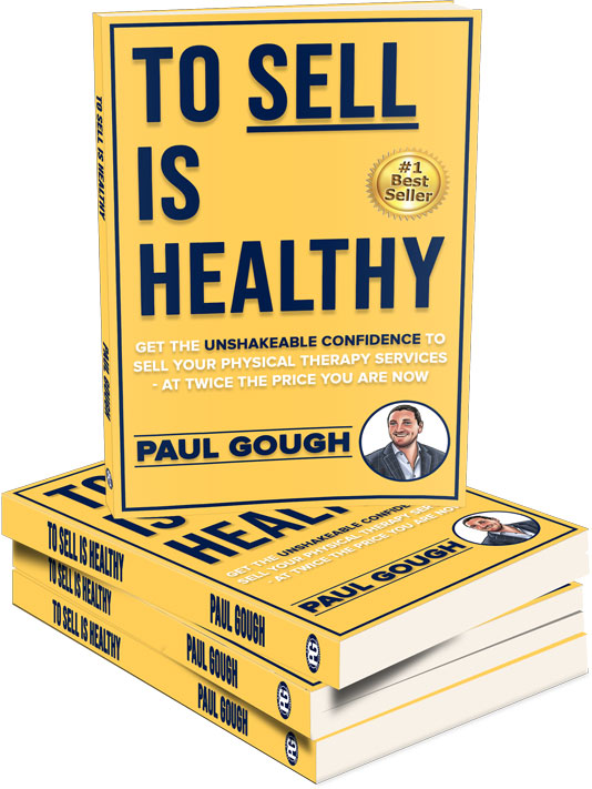 Paul Gough's To Sell Is Healthy